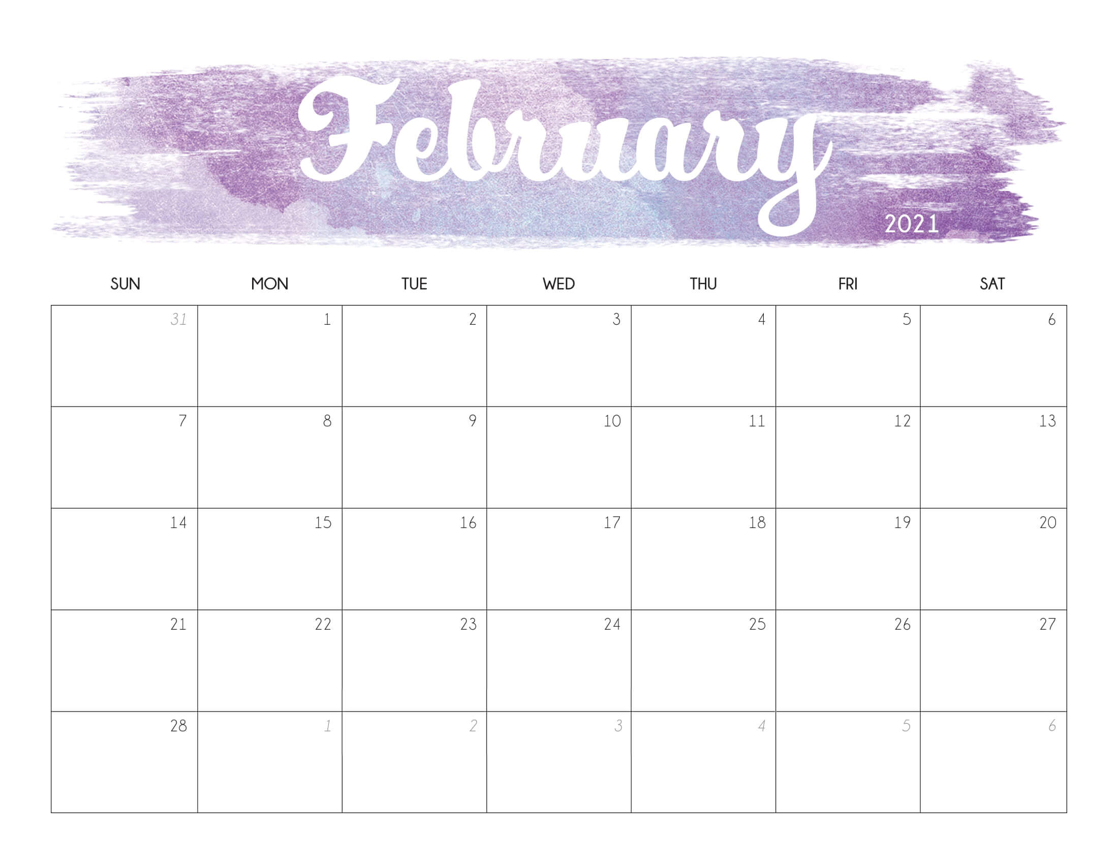 Floral February 2021 Calendar Printable Time Management Tools Floral February 2021 Calendar Printable China 2021 calendar online and printable for year 2021 with holidays, observances and full moons. floral february 2021 calendar printable time management tools floral february 2021 calendar printable